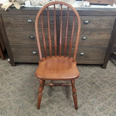 High Bent Feather Side Chair 1