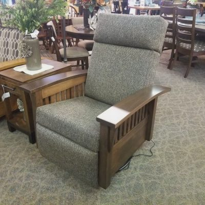 Powered Swivel Glider Recliner 1