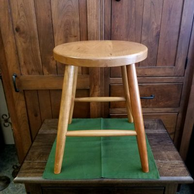 "18"" Kitchen Stool 1"