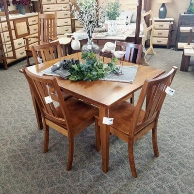 Dover and Eco Dining Set 1