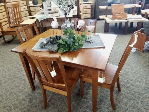 Dover and Eco Dining Set 2