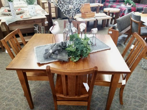Dover and Eco Dining Set 3